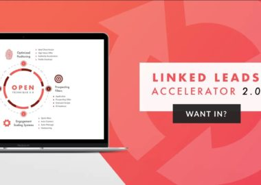 Linked Leads Accelerator 2.0 by Brian Downard