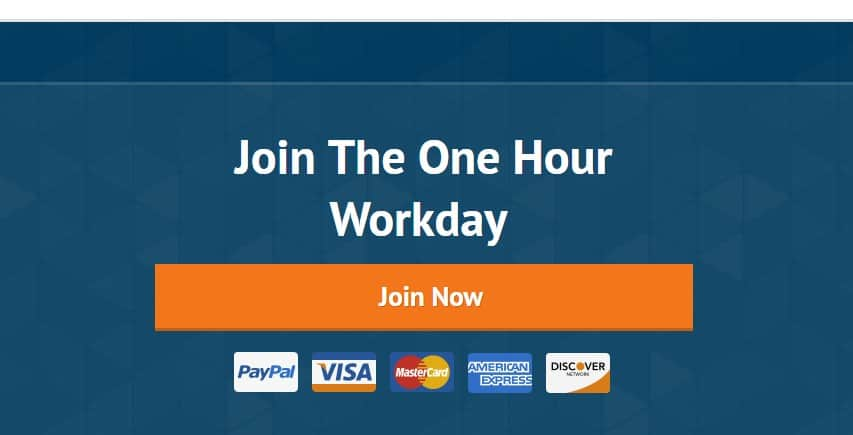 One Hour Workday by Ian Stanley