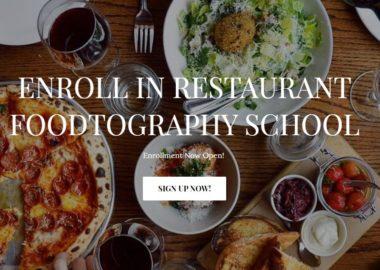 Restaurant Foodtography by Sarah Fennel