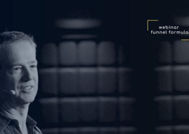 Webinar Funnel Formula by Jeff Walker