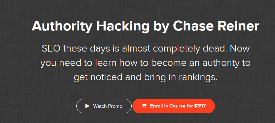 Authority Hacking by Chase Reiner