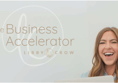 The Business Accelerator by Libby Crow