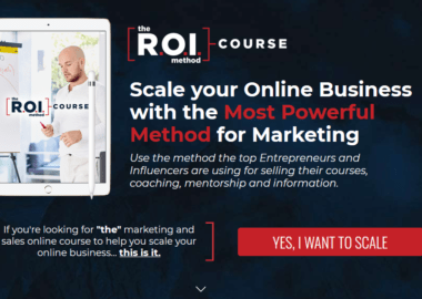 The R.O.I Method Course by Scott Oldford