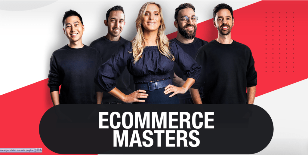 Ecommerce Masters by Foundr