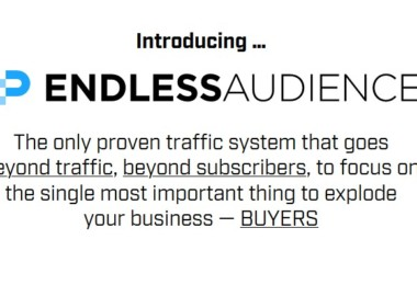 Endless Audience 2020 by Ramit Sethi