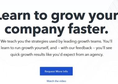 Growth Training Self-Serve by Demandcurve