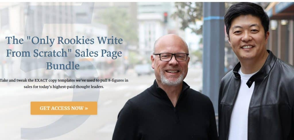 Only Rookies Write from Scratch Templates Only by Ray Edwards