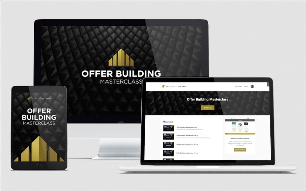 Linchpin Offer Offer Building Masterclass by Traffic And Funnels