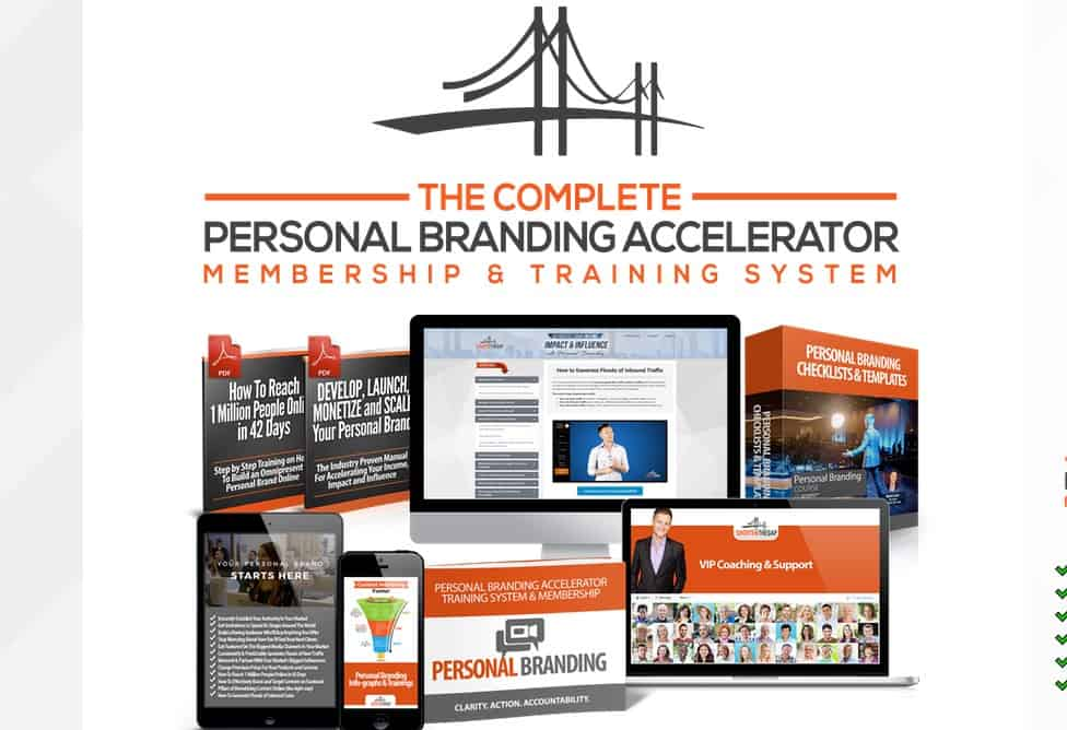 Personal Branding Accelerator 2020 by Mark Lack