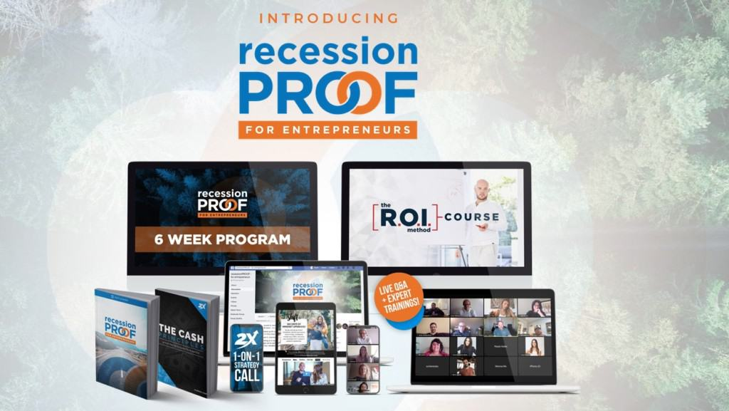 RecessionPROOF by Austin Netzley Scott Oldford