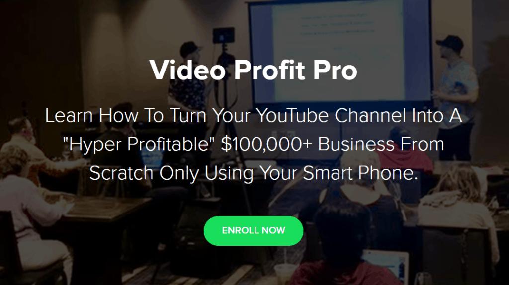 Video Profit Pro by The RUN Guys