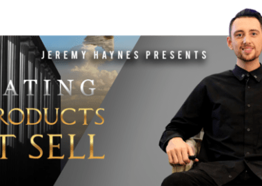 Creating Info Products That Sell by Jeremy Haynes