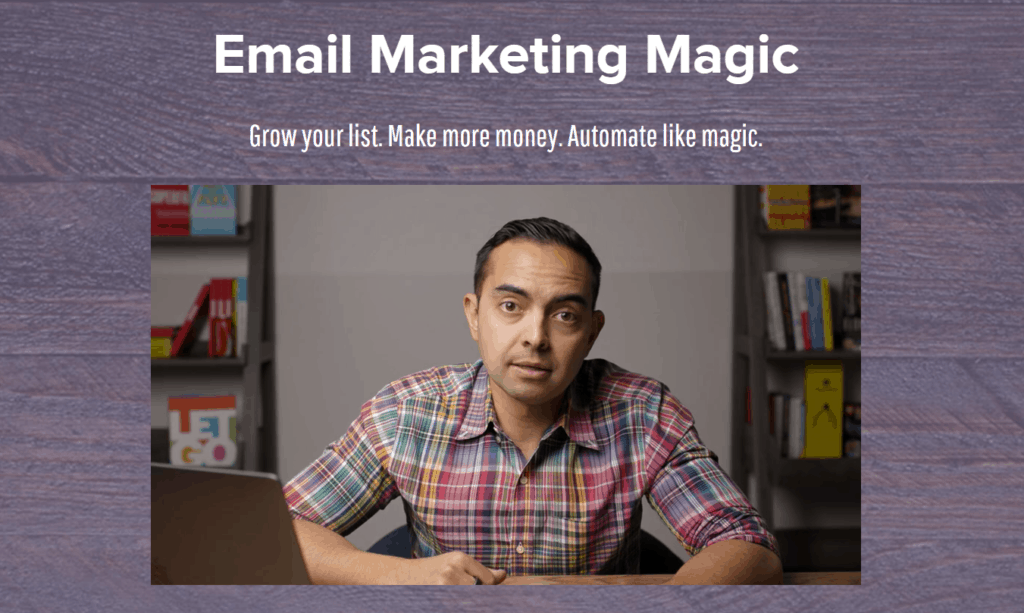 Email Marketing Magic by Pat Flynn