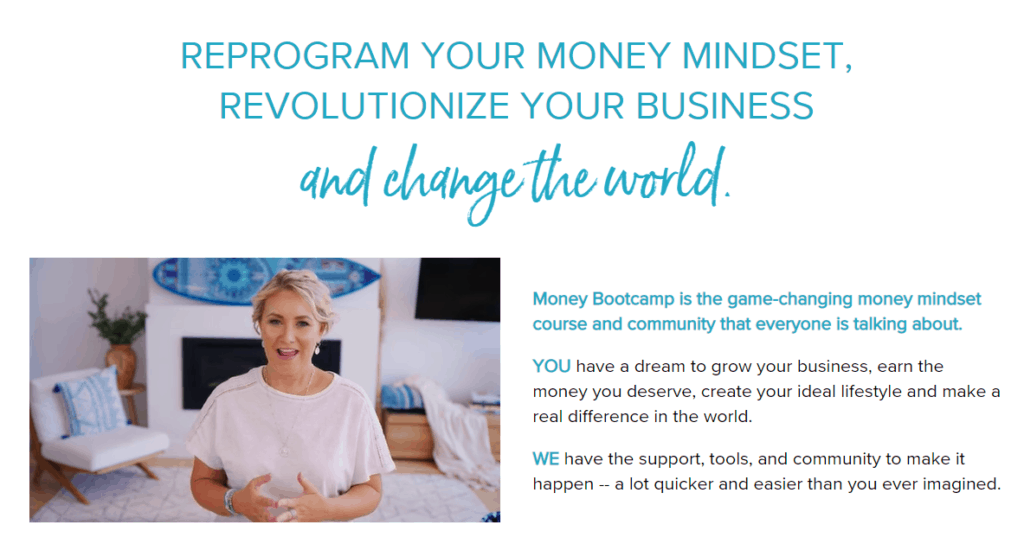 Money Bootcam 2020 by Denise Duffield-Thomas