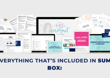 Summit In A Box by Krista Miller