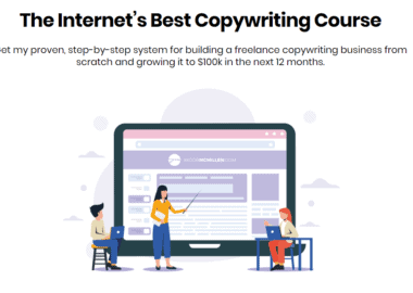 The Internet's Best Copywriting Course by Jacob McMillen