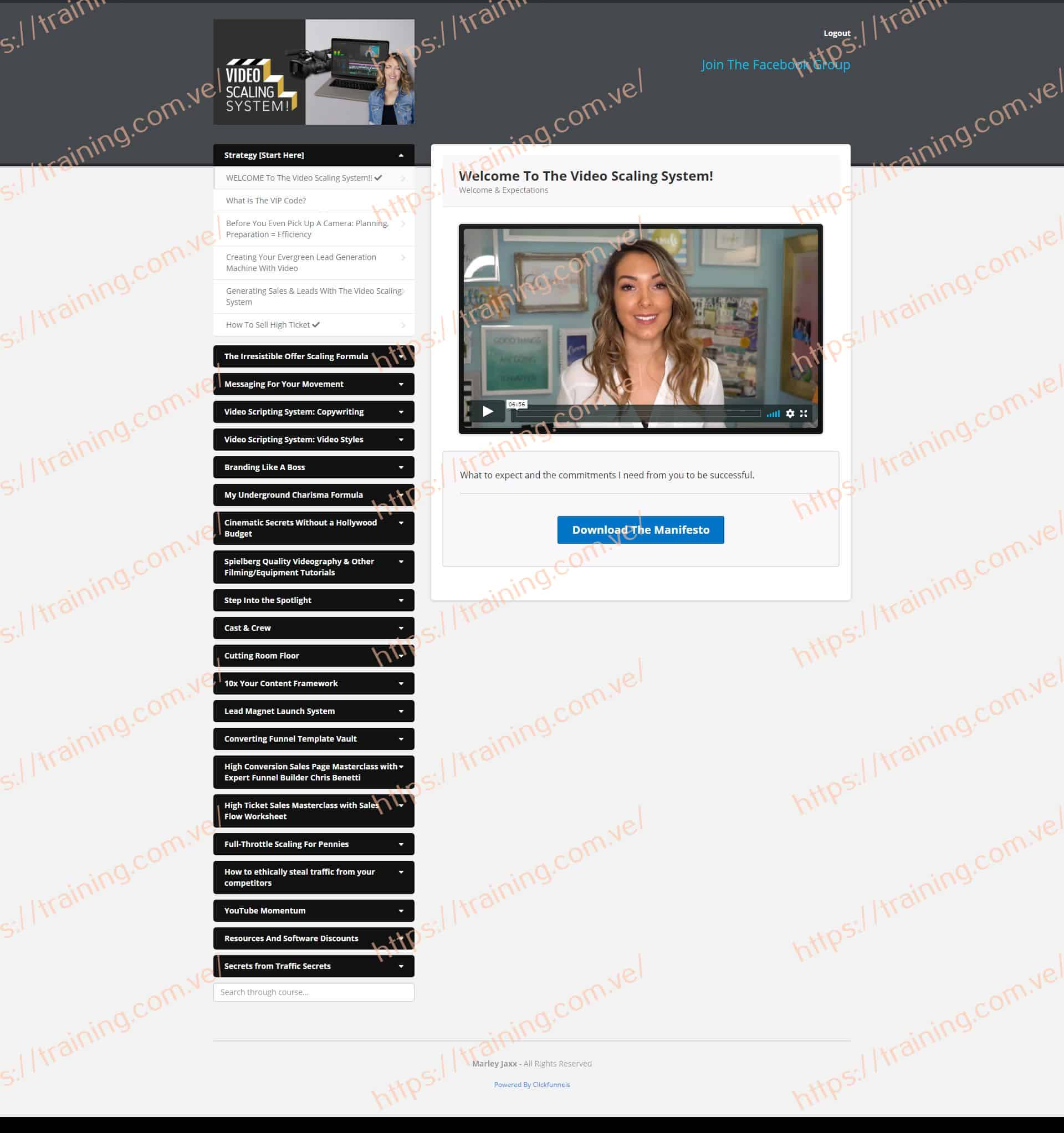 Video Scaling System by Marley Jaxx Download