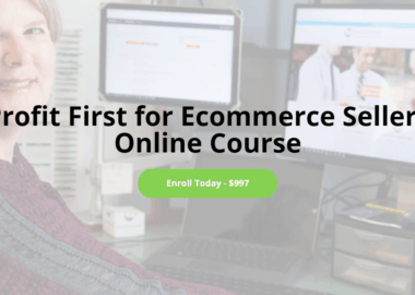 Profit First for Ecommerce Sellers by Cyndi Thomason