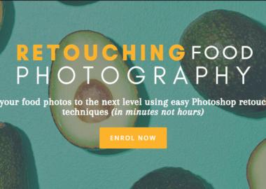 Retouching Food Photography by Rachel + Matt Korinek