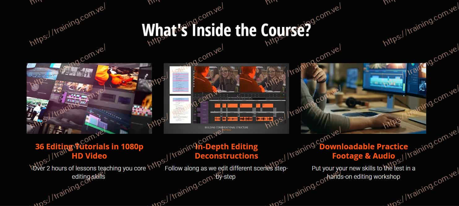 SECRETS OF CREATIVE EDITING by Film Editing Pro Download
