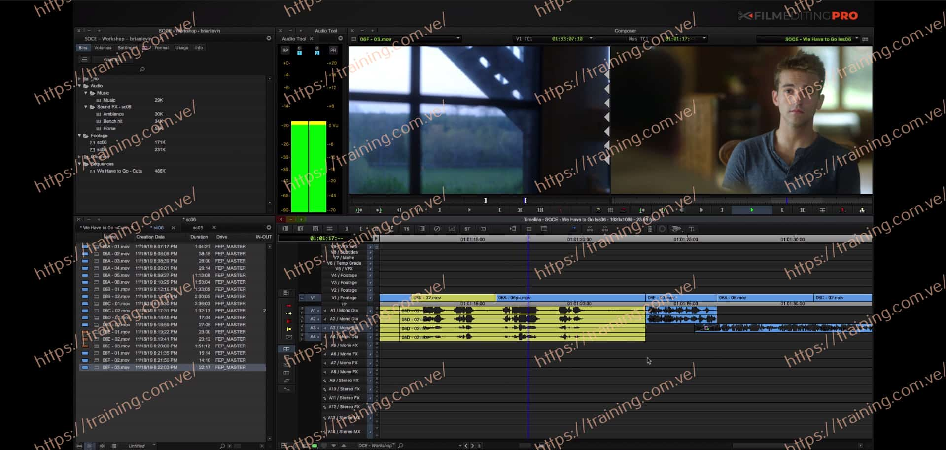 SECRETS OF CREATIVE EDITING by Film Editing Pro Offer