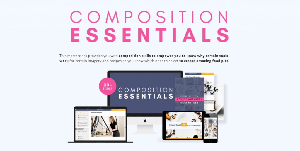 Composition Essentials 2020 by Rachel Korinek
