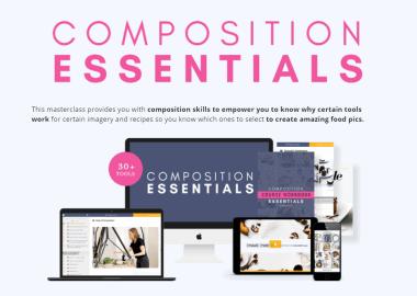 Composition Essentials 2020 by Rachel Korinek
