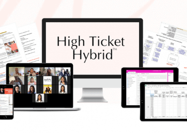 High Ticket Hybrid by Mariah Coz