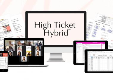 High Ticket Hybrid by Mariah Coz