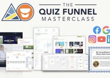 Quiz Funnel Masterclass by Ryan Levesque Dest