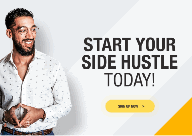 Start Your Side Hustle by Daniel DiPiazza
